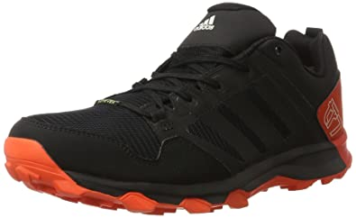 on sale 87d94 9c642 adidas Kanadia 7 TR GTX Chaussures de Trail Homme, Noir Core Black Energy,