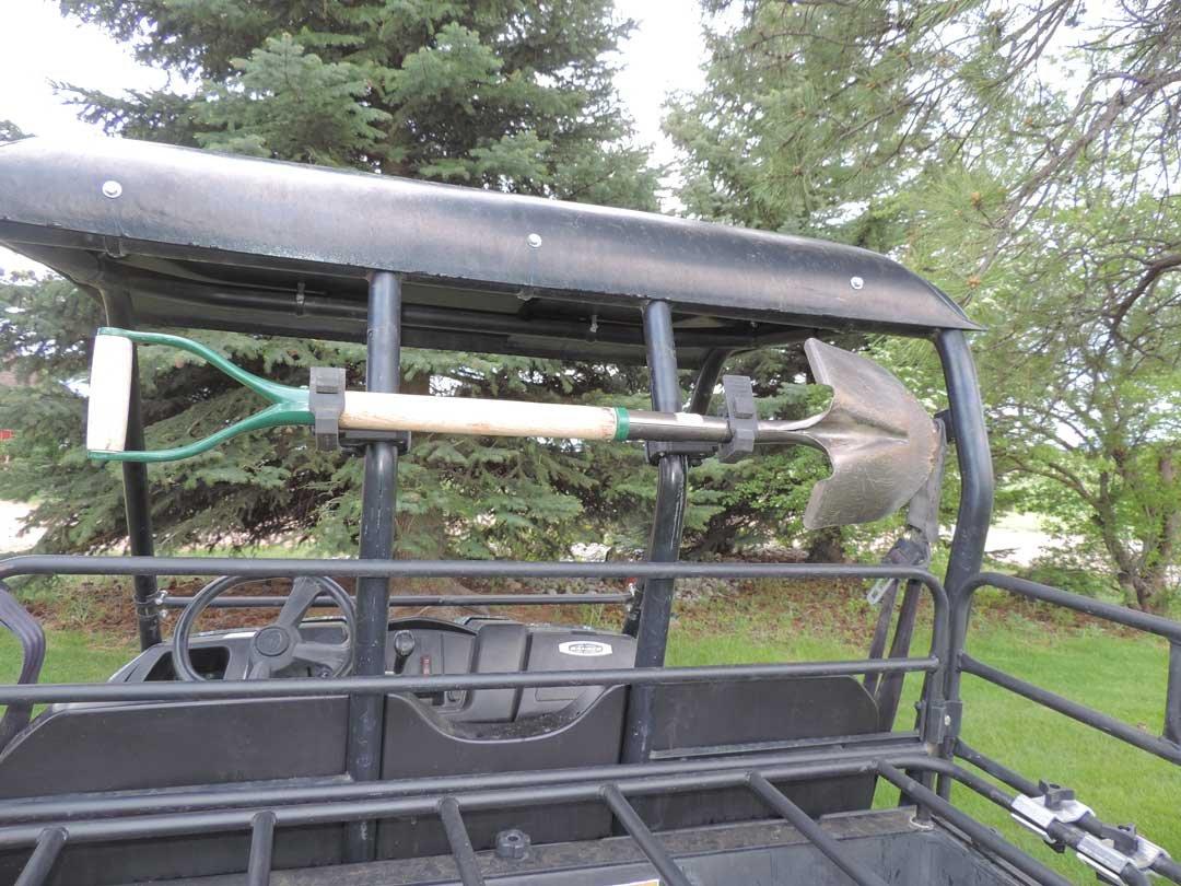 UTV Tool Holder Hornet Outdoors Roll Bar Tool Grip R-3018-RC PER PAIR OF 2