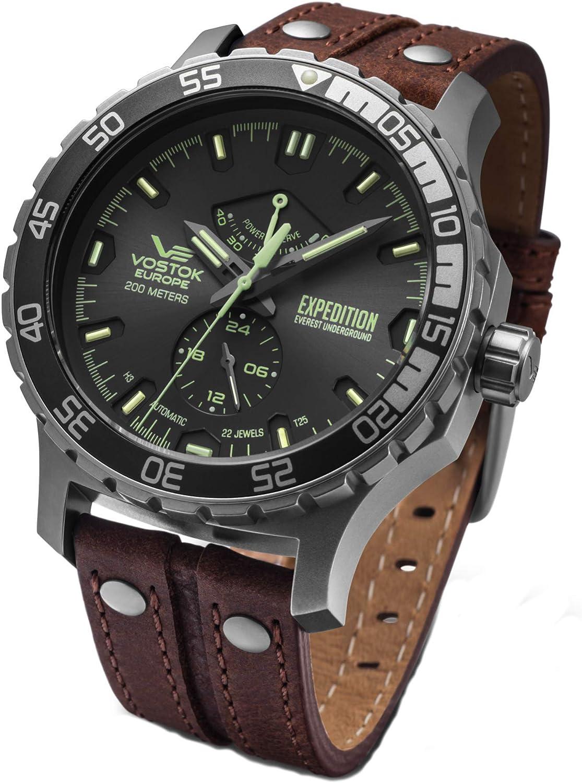 Vostok Europe Reloj de Caballero YN84-597A543
