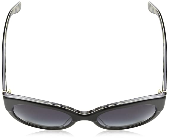 a9c668bb1ae Dolce and Gabbana 4259 2857/8G Top Black on Leo 4259 Cats Eyes Sunglasses  Lens: Amazon.ca: Luggage & Bags