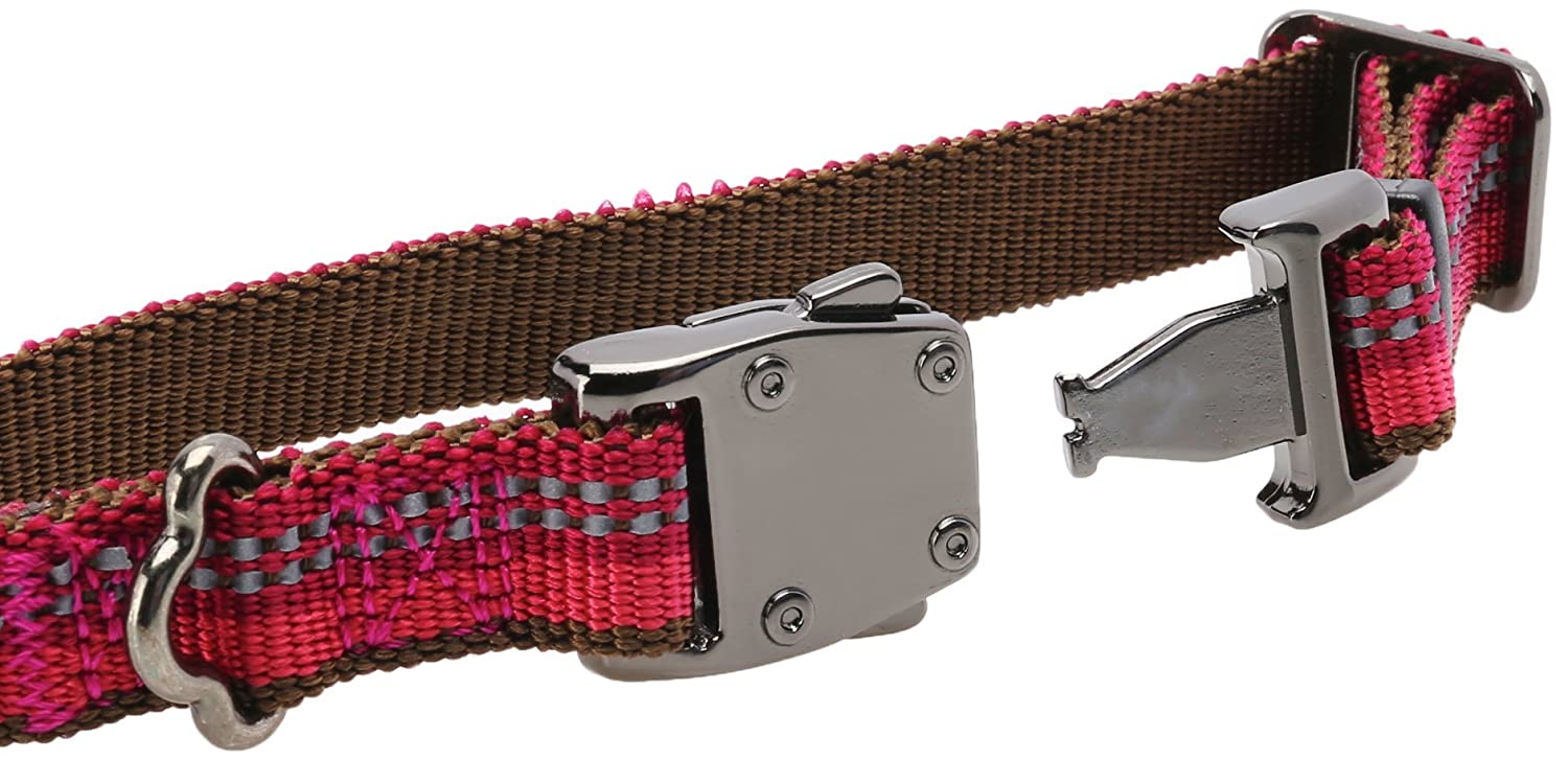 Coastal Pet Products DCP36422BRY K9 Explorer 5//8-Inch Dog Collar Small Berry