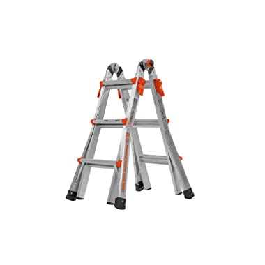 Little Giant 13-Foot Velocity Multi-Use Ladder, 300-Pound Duty Rating, 15413-001