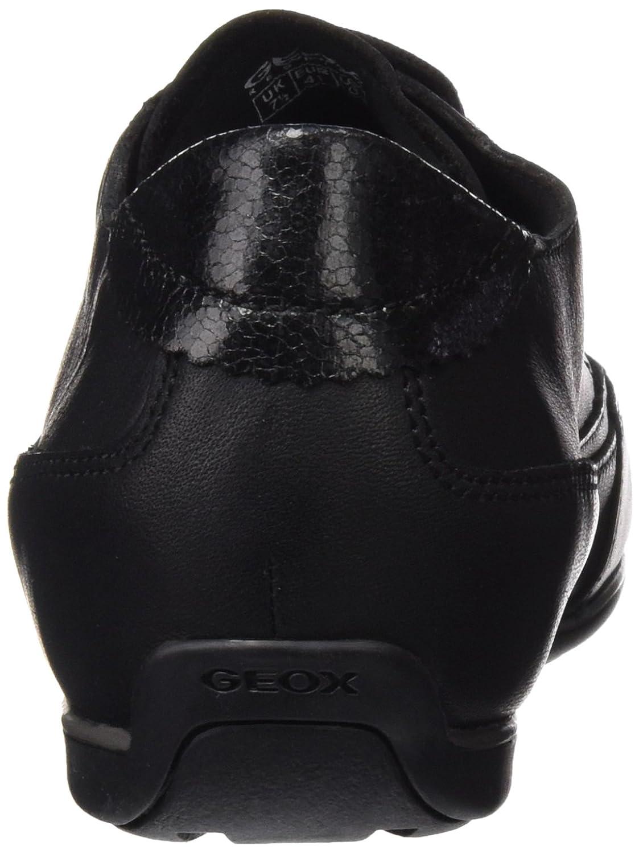 Geox Damen D New Schwarz Moena A Stiefel Schwarz New (schwarzc9999) f74722