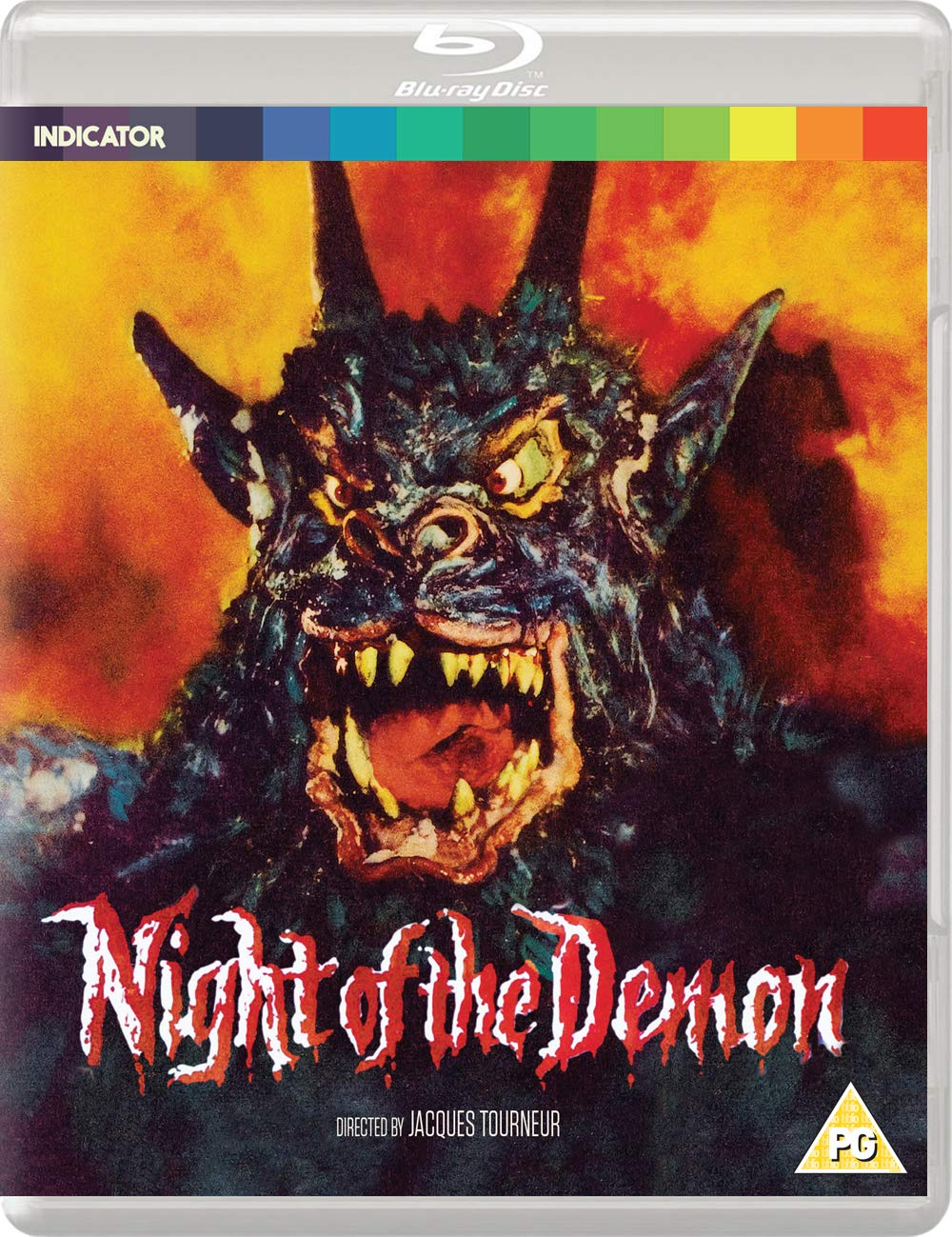 Blu-ray : Night Of The Demon (limited Edition) (1957) (United Kingdom - Import)