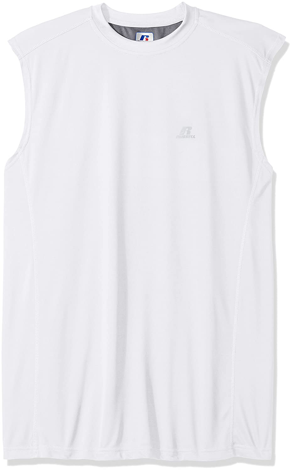 BLUE SIZES S-3XL NWT RUSSELL ATHLETIC MEN/'S DRY POWER 360 MUSCLE TEE TANK TOP