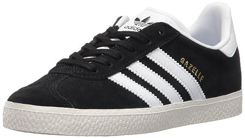 new style 9c20e 0531f ... canada adidas gazelle jovenes us 4 negro zapato para correr amazon.es  zapatos y complementos