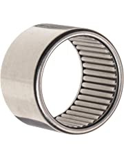 """Koyo B-148 Needle Roller Bearing, Full Complement Drawn Cup, Open, Inch, 7/8"""" ID, 1-1/8"""" OD, 1/2"""" Width, 4800rpm Maximum Rotational Speed"""