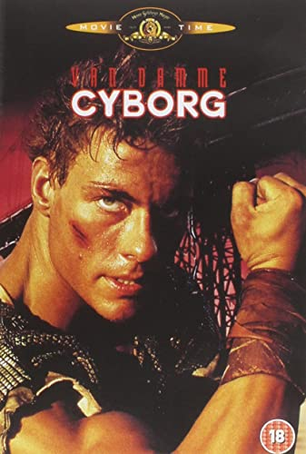 Cyborg [DVD]: Amazon.es: Cine y Series TV