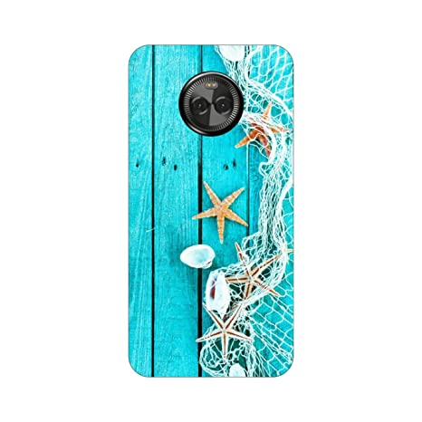 low priced cdb2f cb671 Go Hooked Designer Moto X4 Back Cover | Moto X4 Printed: Amazon.in ...