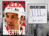 Chris Chelios OVERTIME Signed Hardcover Book