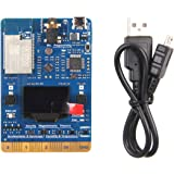 In ZIYUN AZ3166 IOT Developer Kit,It is compatible with Arduino with abundant peripherals and sensors,could be used for the development of IoT and smart hardware prototype