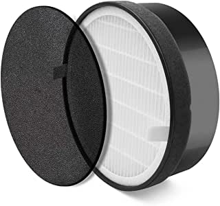 AROVEC AV-P152 Air Purifier Original Replacement Filters, High Efficiency 3-in-1 Package (Pre-Filter, True HEPA Filter and Activated Granular Carbon Filter) AV-P152-RF (1 Pack)
