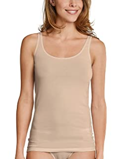 20aa338c59 Schiesser Damen Trägertop Unterhemd: Amazon.de: Bekleidung