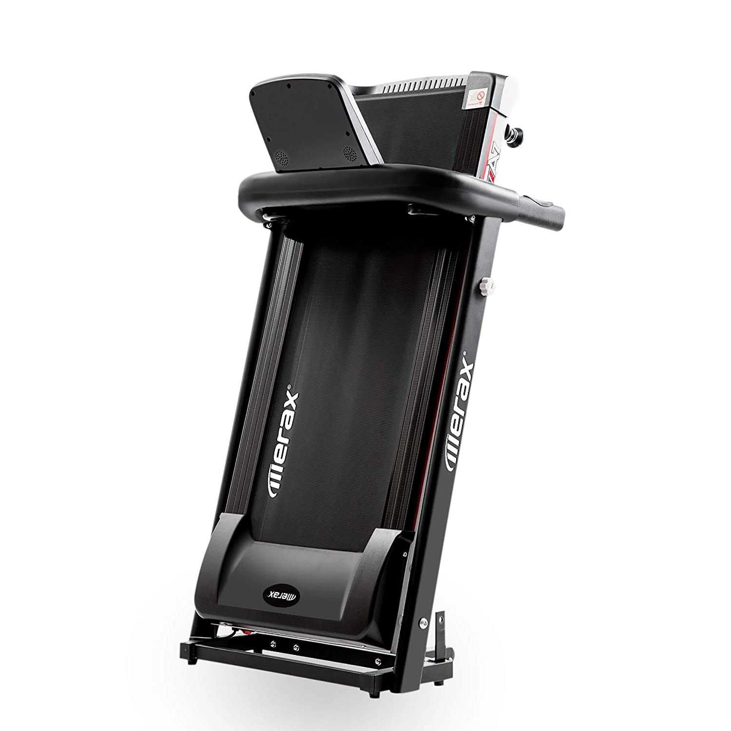 Danxee Folding Electric Treadmill Motorized Exercise Running Walking Machine Fitness Equipment with LCD Display