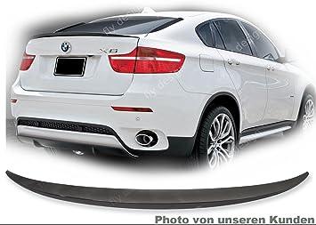 Car Tuning24 40752272 Wie Performance Und M3 X6 E71 Heckspoiler HeckflÜgel Spoiler Type P Auto