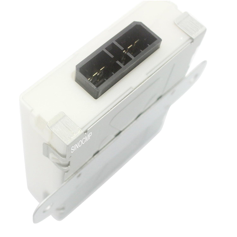 sinocmp controlador motor para limpiaparabrisas krh10750 24 V para Sumitomo SH200 - 3 excavadora partes, 6 Meses de Garantía): Amazon.es: Coche y moto
