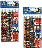 PAW PATROL SCHOOL PENCILS - 24 Pencils