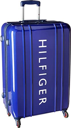 tommy hilfiger suitcase blue