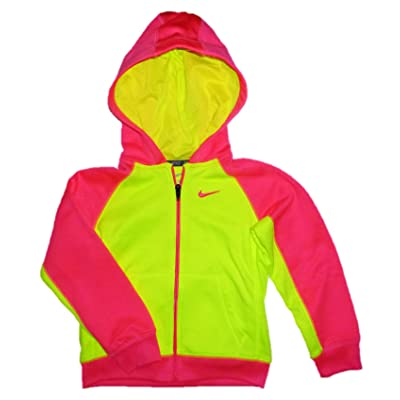 NIKE ATHLETIC FULL ZIP GIRLS HOODIE