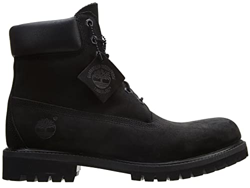 timberland boots icon 6 in premium in schwarz