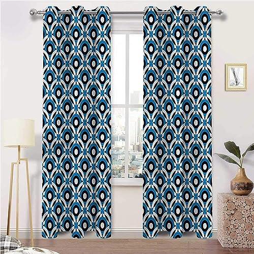 Farmhouse Curtains Contemporary Curtain