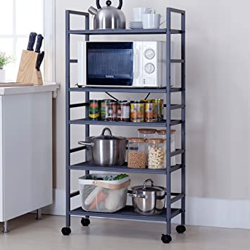 Kitchen Shelves Organiser Zxldp Modern Simplicity Seasoning Storage