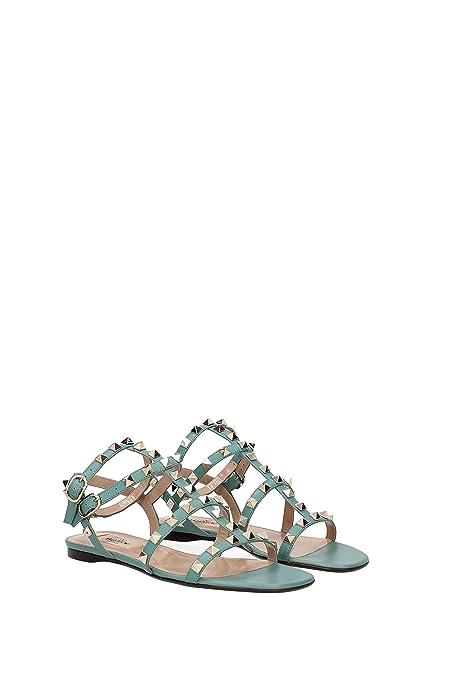 Sandali Valentino Garavani Donna - Pelle (2S0A05VOD) EU: Amazon.it: Scarpe  e borse