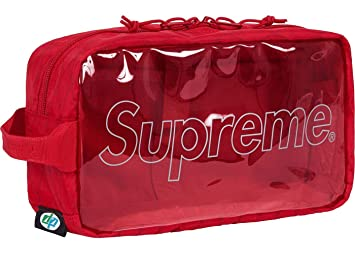 698bd7e8c4ea Supreme Utility Bag FW18 Red 100% Authentic Real - DESIGNER TRAVEL BAG PACK  SUPREMENEWYORK AUTHENTIC