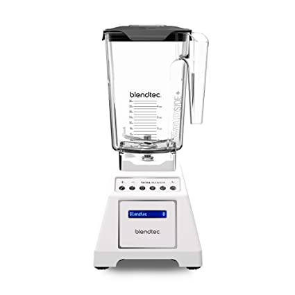 Blendtec Clasica Total Batidora Original - WildSide+ Jarra (2,66 L ...