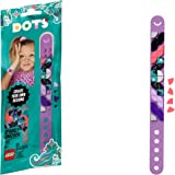 LEGO DOTS Sparkly Unicorn Bracelet 41902 DIY Craft Bracelet Making Kit, A Fun Craft kit for Kids who Like Making…