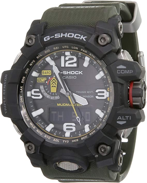Casio Men's GWG1000-1A3 G-Shock Watch [並行輸入品]