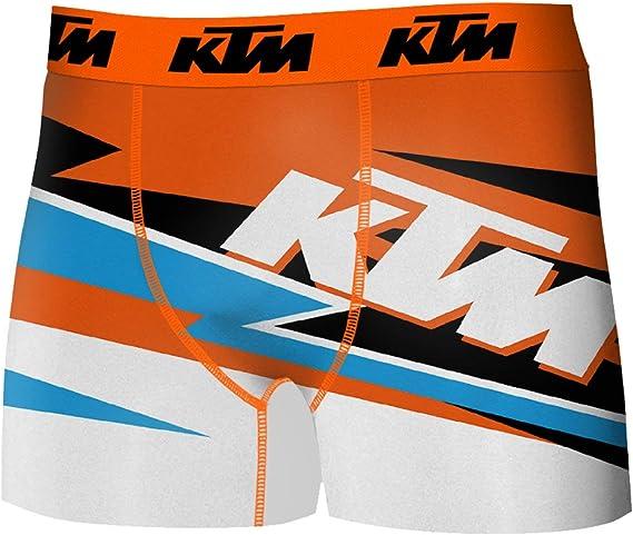43750 Multicolored 8/% Elastane KTM Boys Pk1742-c Size 10//12 Child 4 Boxer Set-microfiber-92/% Polyester