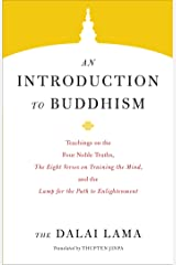An Introduction to Buddhism (Core Teachings of Dalai Lama) Paperback