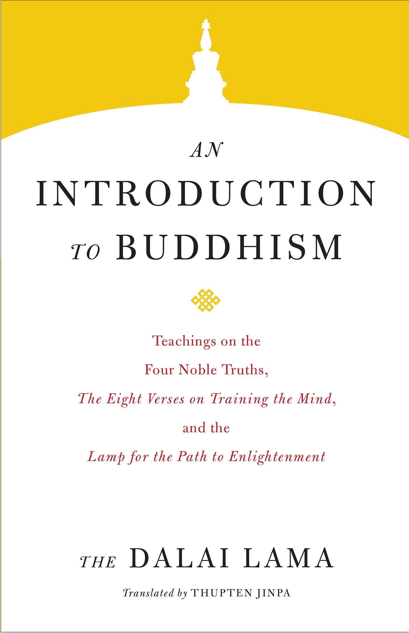 Amazon com: An Introduction to Buddhism (Core Teachings of Dalai