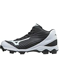 Mizuno (MIZD9) Men's 9-Spike Advanced Franchise 9 Molded Baseball Cleat-Mid Shoe