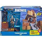 Fortnite Turbo Builder Set 2 Figure Pack, Jonesy and Raven