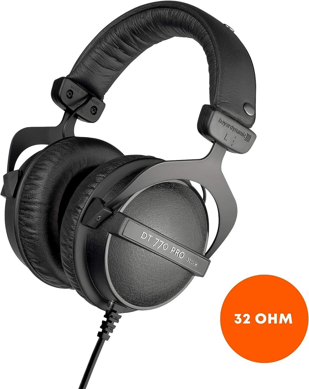 Beyerdynamic Dt770 PRO 32 Ohm closed Studio Headphone