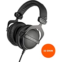 beyerdynamic BD483664 DT 770 PRO 32 Ohms Closed Dynamic Headphone