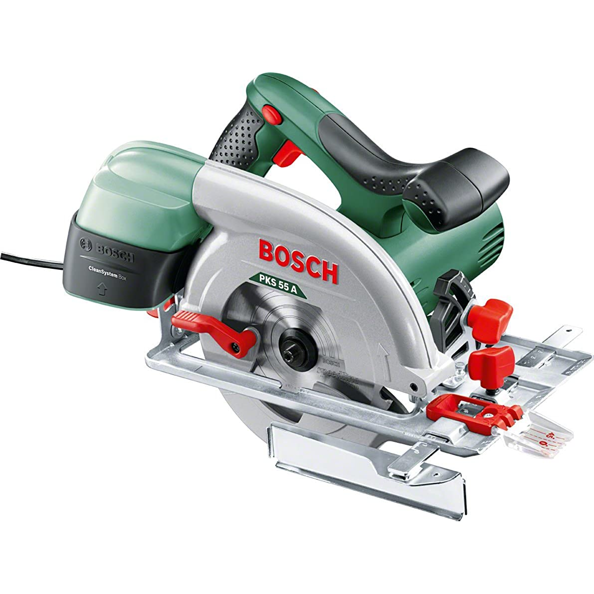 Auf der Suche nach einer guten Kreissäge werden Sie bei dem Hersteller Bosch fündig.