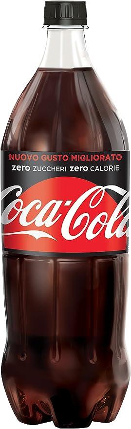 Coca-Cola Zero 1,5L (pack de 6): Amazon.es: Alimentación y bebidas
