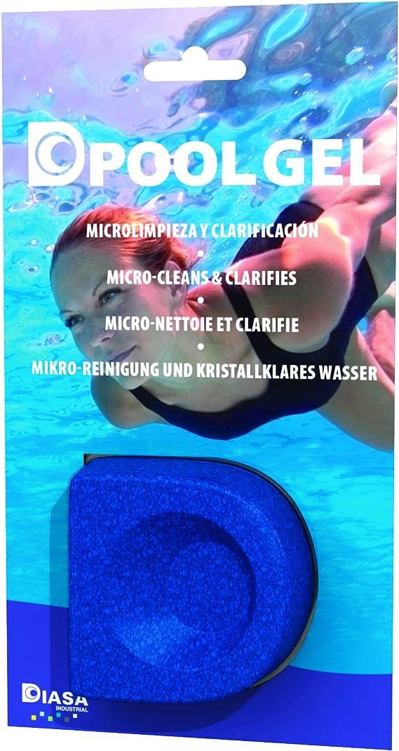 Well2wellness Flockungsmittel Pool / Gel Floculante Dpool Gel - 90g Pack: Amazon.es: Jardín