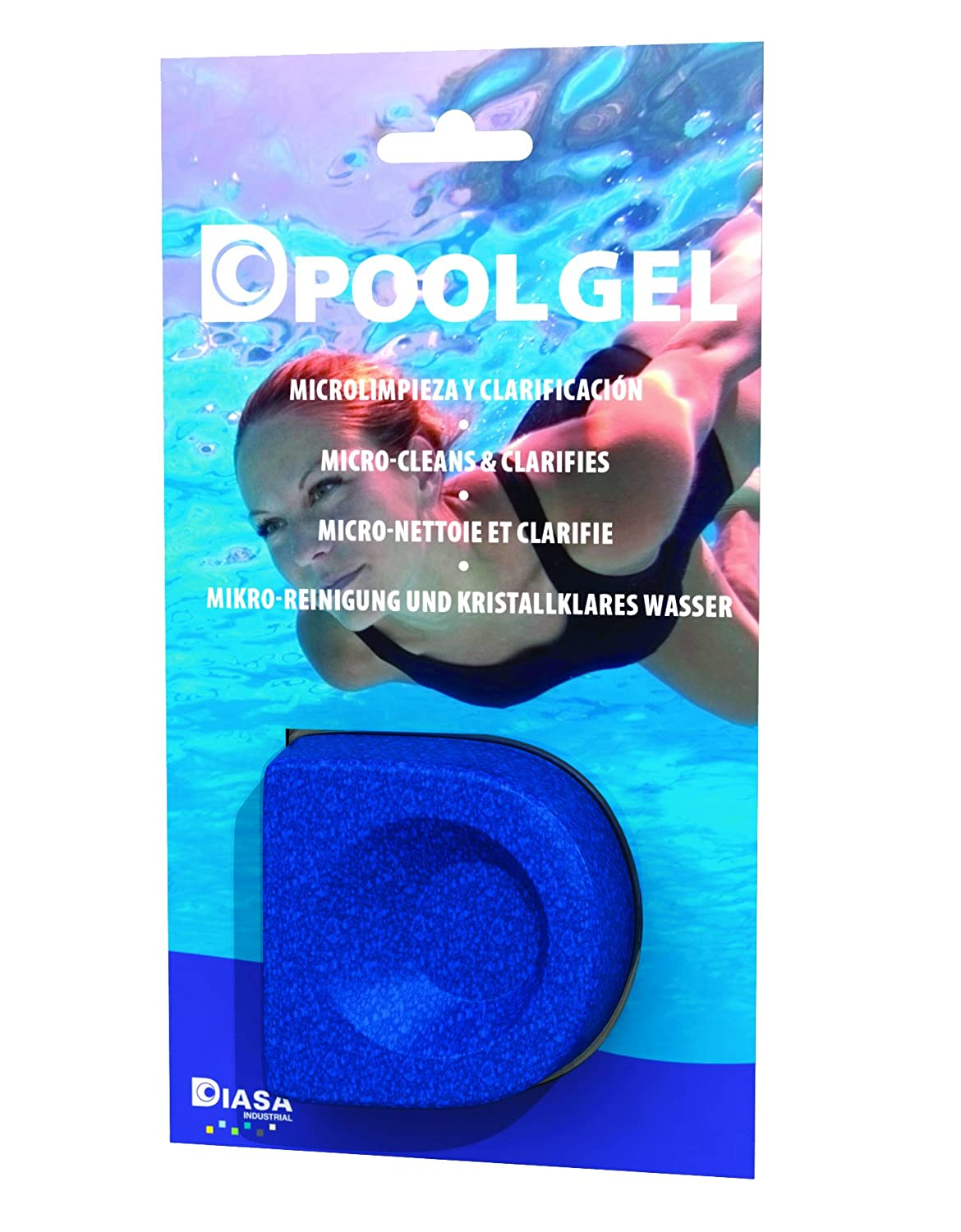 Well2wellness Flockungsmittel Pool / Gel Floculante Dpool ...