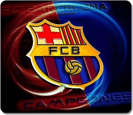 Ratón para videojuegos personalizada 6956851 FC Barcelona 3d ...
