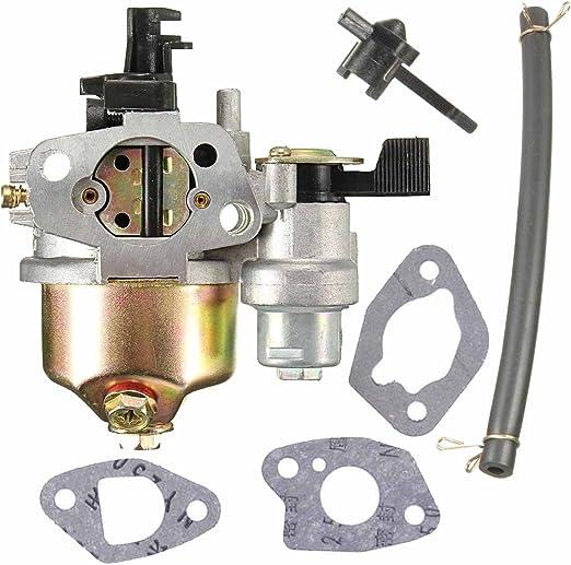 Amazon.com: Nueva W/Juntas para carburador para Honda GX120 ...