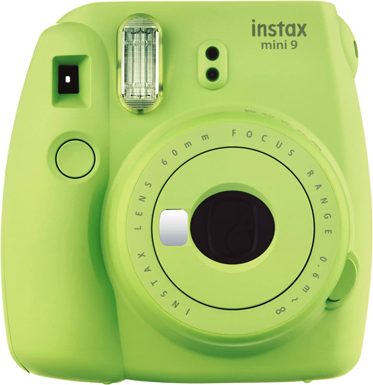 Fujifilm Instax Mini 9 Instant Camera Lime Green Camera Photo