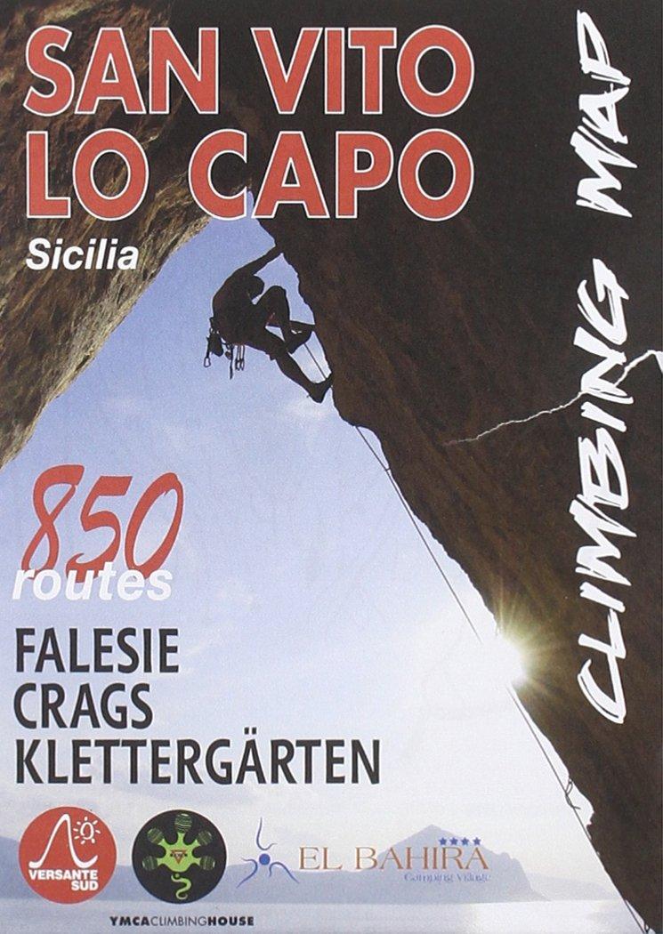 San Vito Lo Capo Sicilia - Climbing Map: 850 routes Klettergärten
