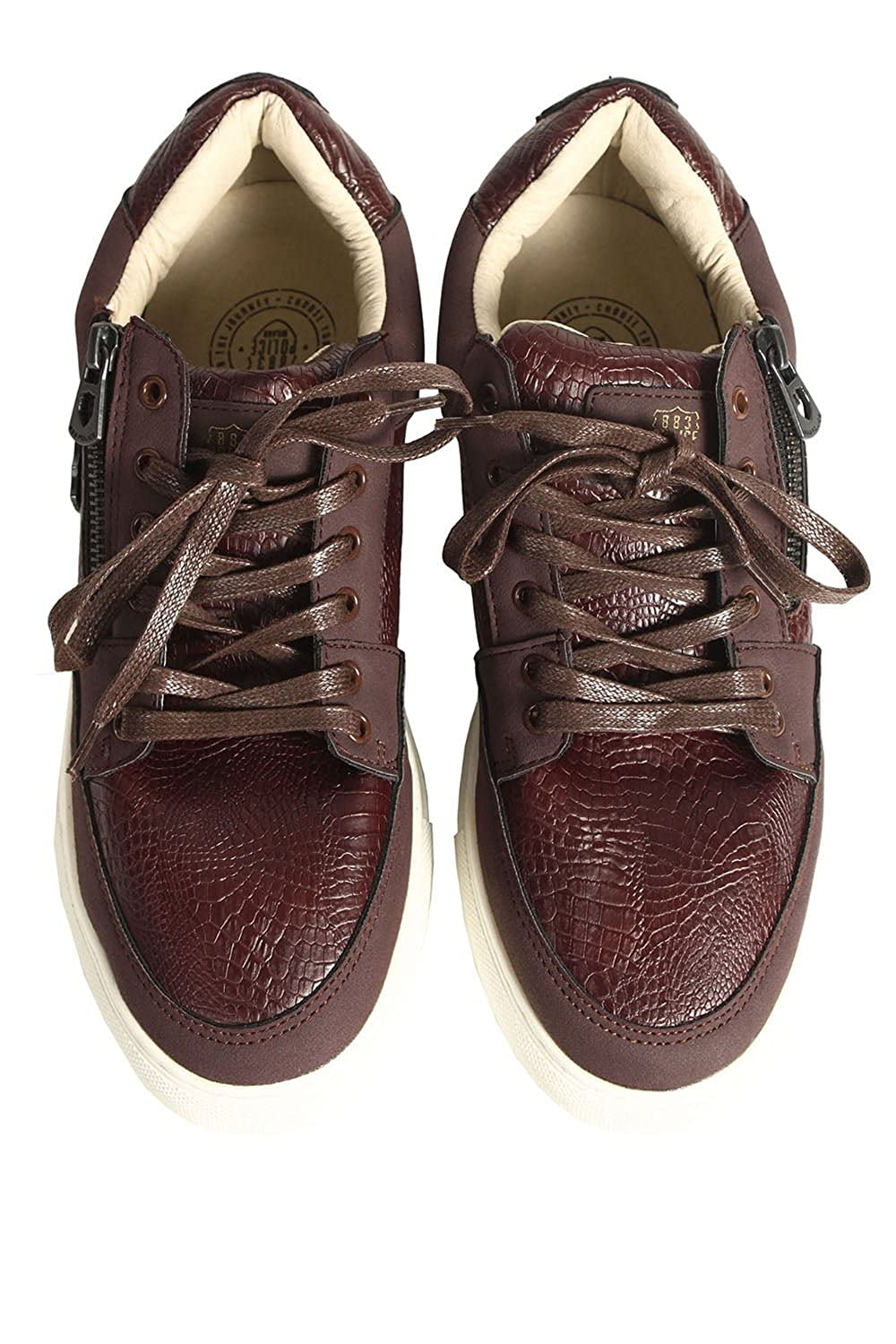 883 POLICE Game Trainers     Burgundy 97fba0