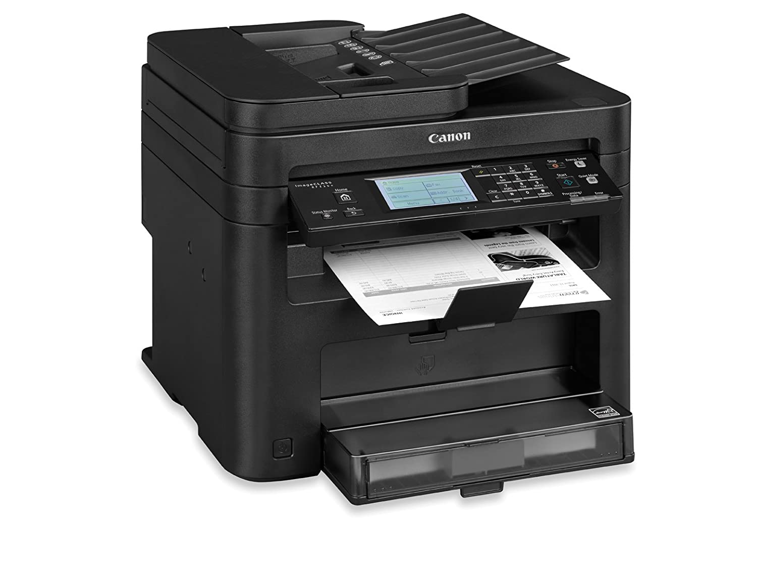 Amazon.com: Canon imageCLASS MF216n All-in-One Laser AirPrint Printer  Copier Scanner Fax: Electronics