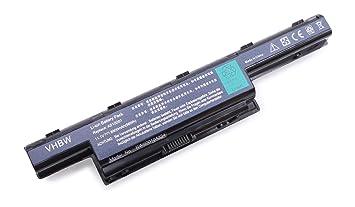 vhbw Li-Ion batería 8800mAh (11.1V) para Notebook Acer Aspire AS5741-