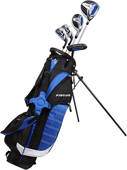 Amazon Com Precise Xd J Junior Complete Golf Club Set For Children Kids 3 Age Groups Boys Girls Right Hand Left Hand Sports Outdoors